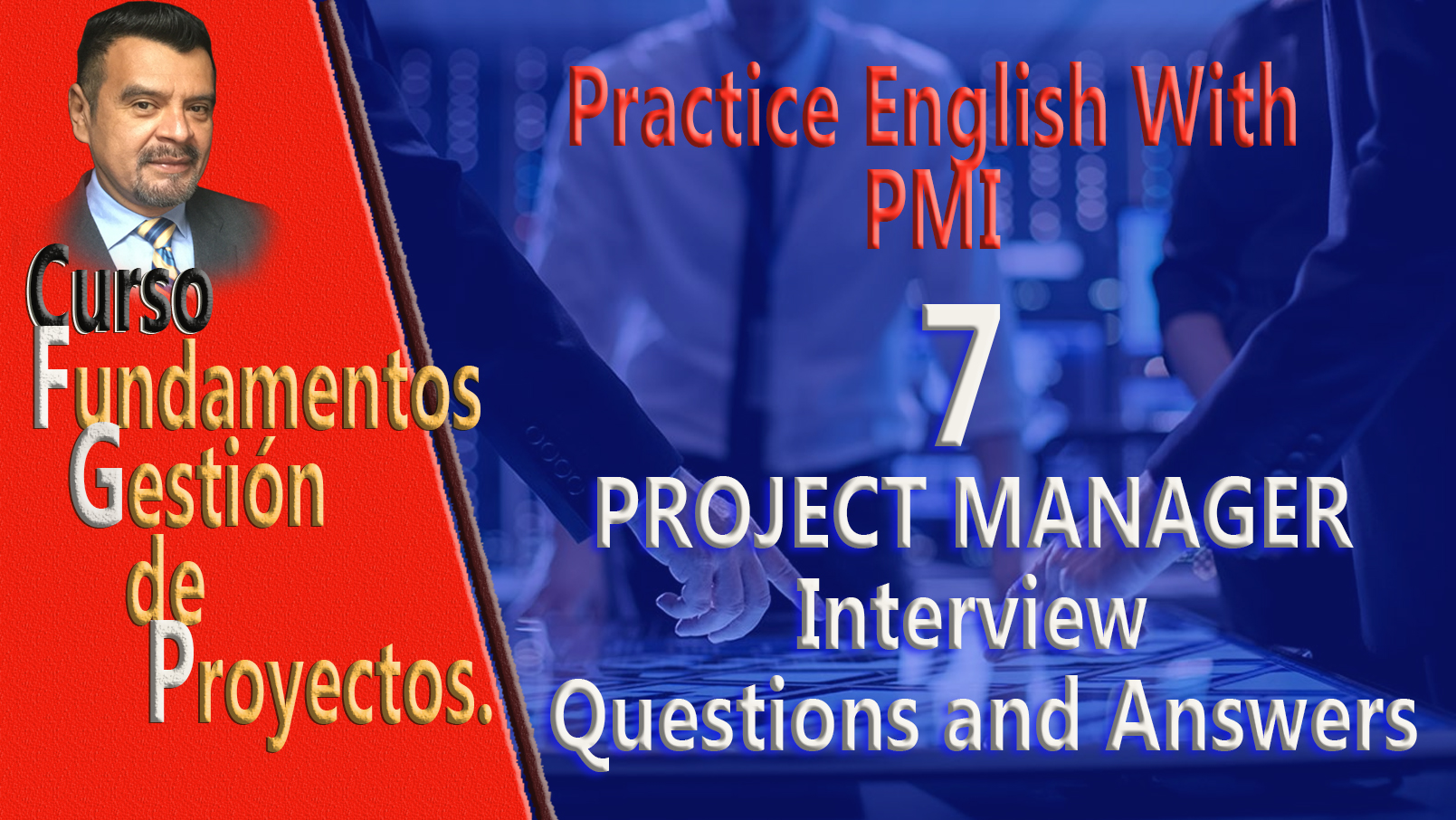 7 project manager interview questions and answers